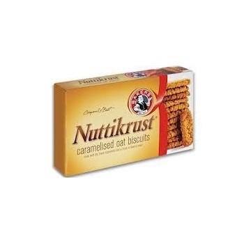 BAKERS NUTTIKRUST