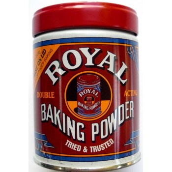 ROYAL BAKING POWDER(TIN)