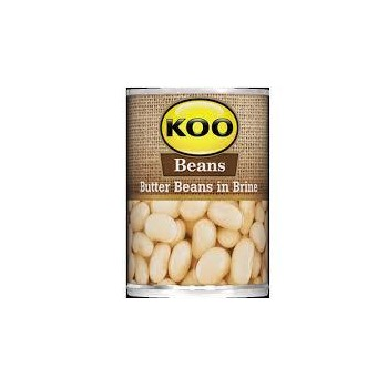 KOO  BUTTER BEANS in Brine