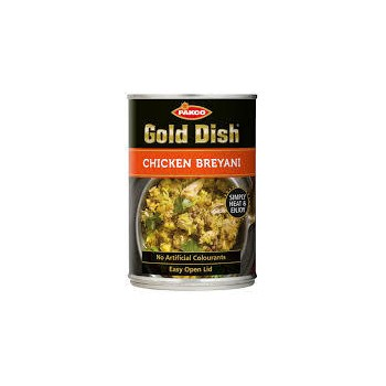 GOLD DISH CHICKEN BREYANI