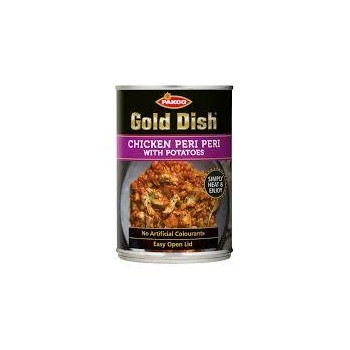 GOLD DISH CHICKEN PERI PERI...