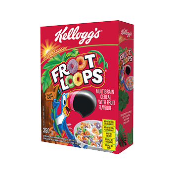 KELLOGGS - FRUIT LOOPS