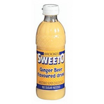 SWEETO CONCENTRATE - GINGER...