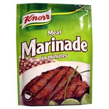 KNORR MARINADE SACHET - MEAT
