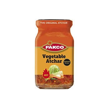 PACKO HOT ATCHAR PICKLE