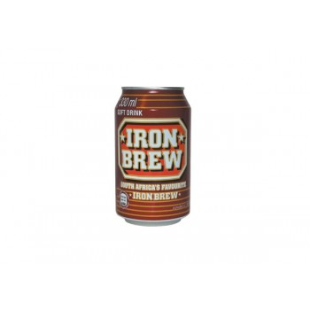 IRON BREW CAN