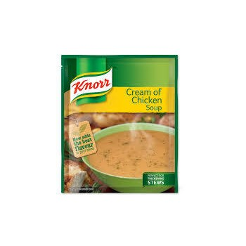 KNORR SOUP SACHET - CREAM...