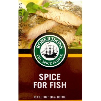 ROBERTSONS REFILL SPICE - FISH