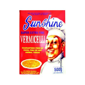 SUNSHINE VERMICILLI