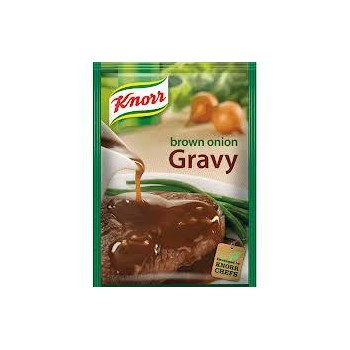 KNORR GRAVY BROWN ONION