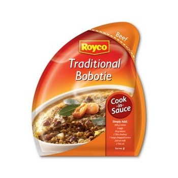 ROYCO - TRADITIONAL BOBOTIE