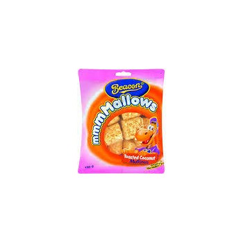 BEACON MALLOWS TOASTED 150G...