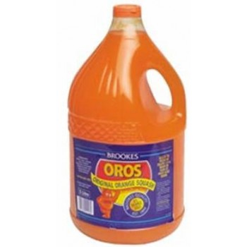 BROOKES OROS ORANGE CORDIAL 5L