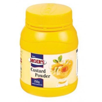MOIRS CUSTARD POWDER  CANS...