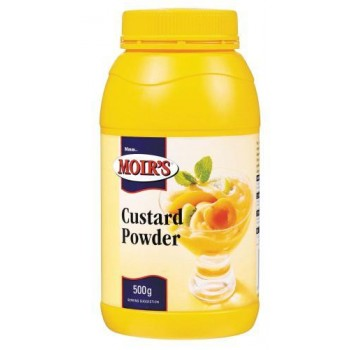 MOIRS CUSTARD POWDER  CANS...