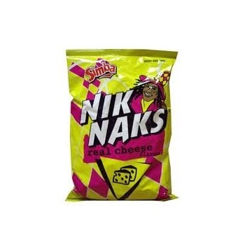 NIK NAKS CHEESE 150G