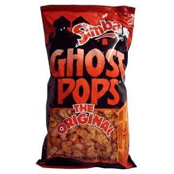 SIMBA GHOST POPS 100G