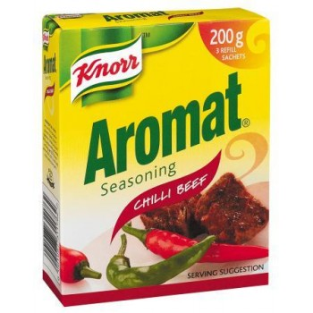 AROMAT CHILLI BEEF TRIO PACK