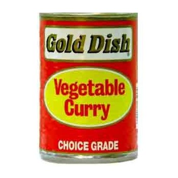 GOLD DISH VEG CURRY (2 FOR...