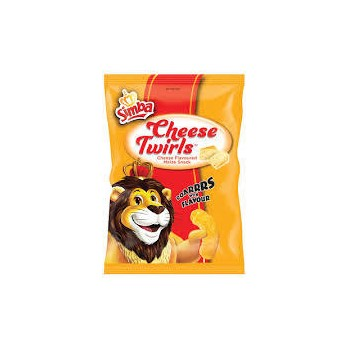Simba Cheese Twirls