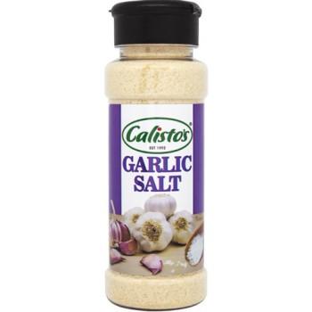 CALISTO'S SPICE - GARLIC SALT