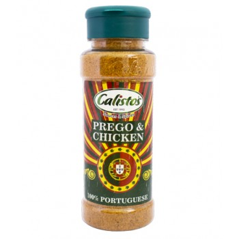 CALISTO'S SPICE - Prego and...
