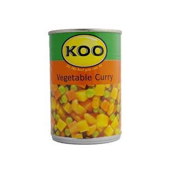 KOO MIXED VEGETABLE CURRY -...