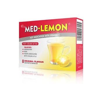 MED LEMON  8 SACHETS