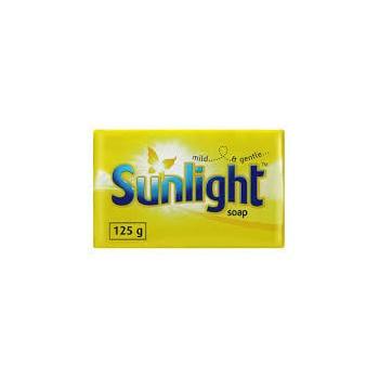 SUNLIGHT SOAP 125G
