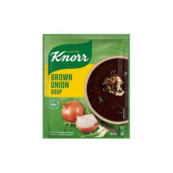 KNORR SOUP SACHET - BROWN...