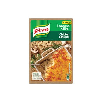 KNORR MATE - chicken lasagne