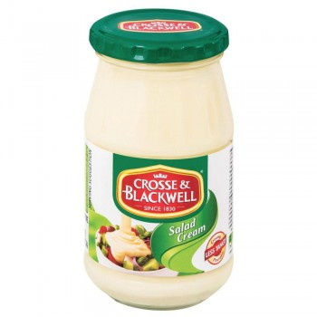 CROSSE & BLACKWELL SALAD CREAM