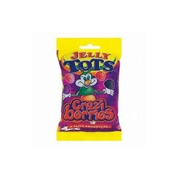 JELLY TOTS - CRAZY BERRIES