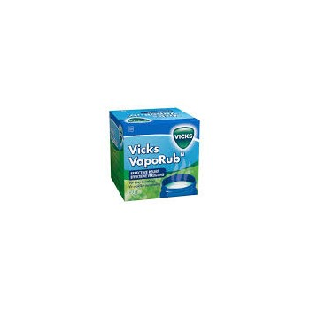 vicks vapour rub  50g
