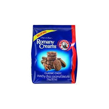 BAKERS ROMANY CREAMS - 1kg