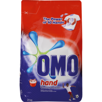 OMO WASHING POWDER - HAND 1KG