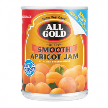 ALL GOLD APRICOT JAM SMOOTH...