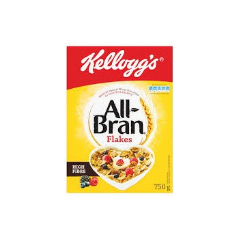 KELLOGGS - ALL BRAN MIX 750g