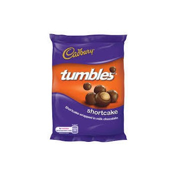 TUMBLES CHOC shortcake 200g
