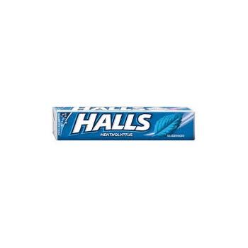 HALLS ICE MENTHOL EUCALYPTUS
