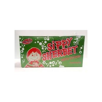 MARBURG SIPPY SHERBET - GREEN