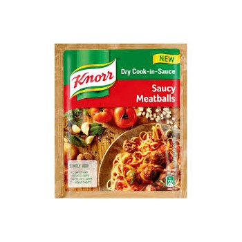 KNORR COOK IN SAUCE - SAUCY...