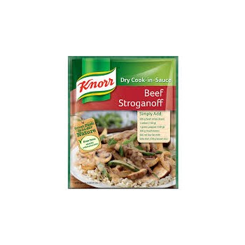 KNORR cook in sauce - BEEF...