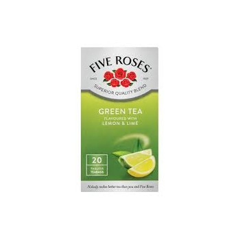 FIVE ROSES GREEN LEMON &...