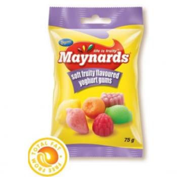 MAYNARD  FRUITY YOGHURT GUMS