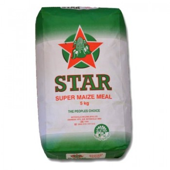 STAR MAIZE MEAL 5KG (LIMIT 2)