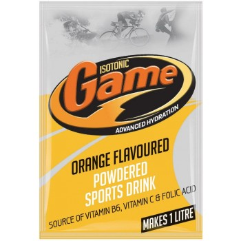 GAME ISOTONIC - ORANGE80G