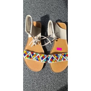 african themed white...