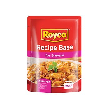 ROYCO - BASE RECIPE BREYANI
