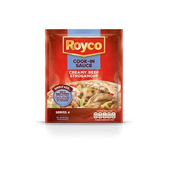 ROYCO - CREAMY BEEF STROGANOFF